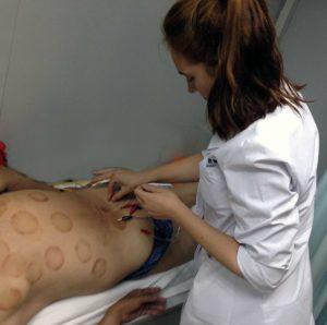 MedoPolo Student in der Traditionellen Chinesische Medizin
